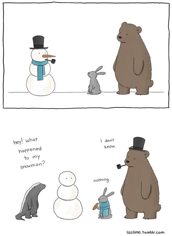bear-snowman